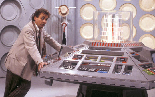 Sylvester McCoy - Picture