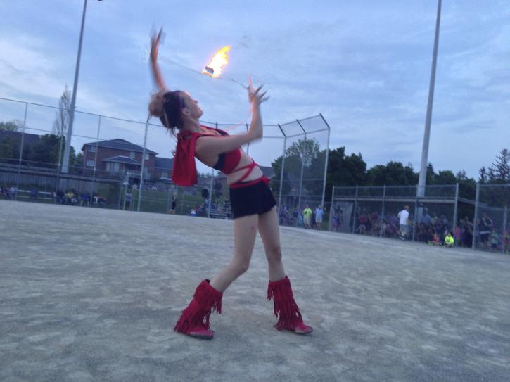 Fire Dancer (PyroFlys)