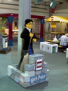 Harry Potter in Lego
