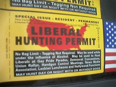 Liberal Hunting Permit