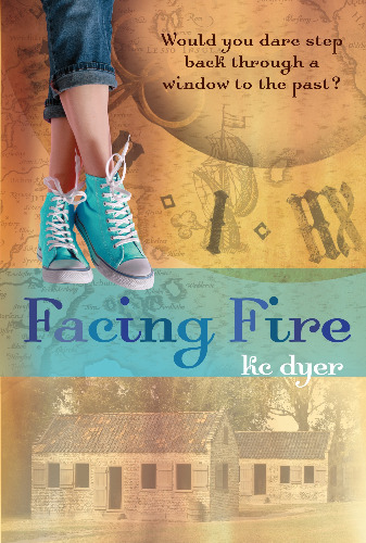 Facing Fire, by KC Dyer
