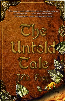 The Untold Tale, by J.M. Frey