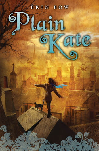 Plain Kate Official Cover