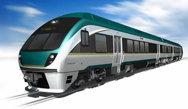Airport Rail Link Vehicle