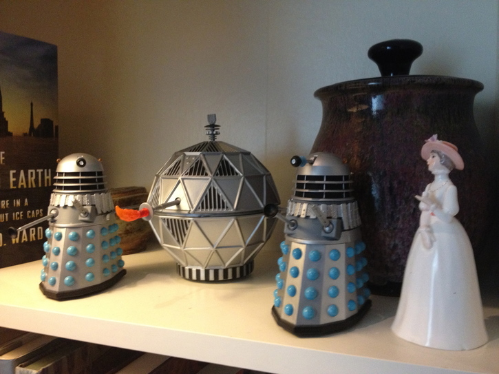 A Guest of the Daleks