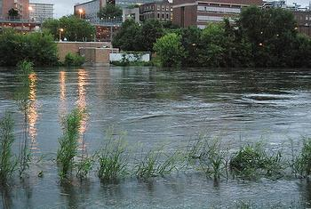 Floods in Iowa City