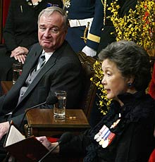 Governor General Clarkson