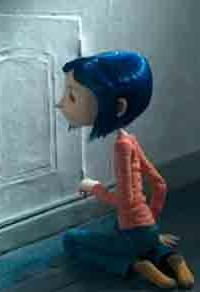 Coraline, the movie, reviewed  - By James Bow