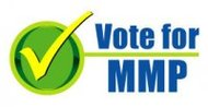 Vote for MMP